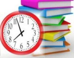 Orario delle lezioni_02 novembre 2020